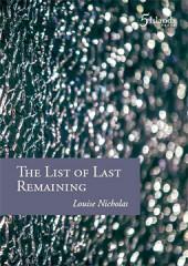 list of last remaining