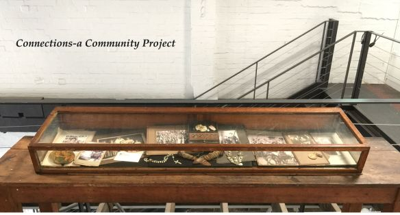 Vivienne Dadour's Connections— a community project. 2015