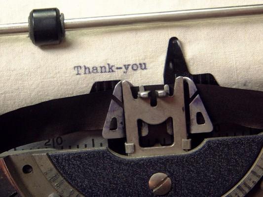 thankyoutypewriter - Edited