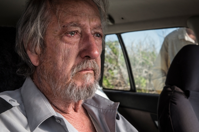 Michael Caton in Last Cab to Darwin