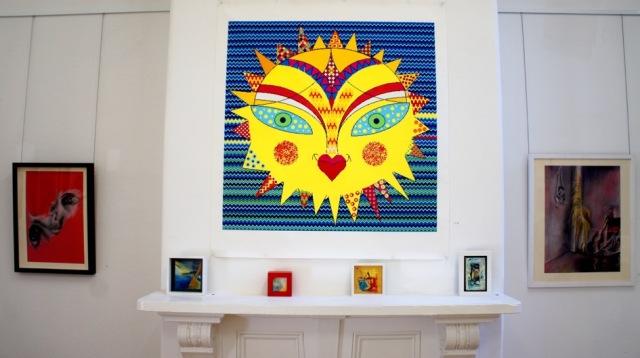 Irene Schell - At the gallery Shop, Geleb