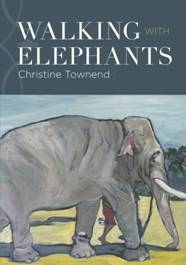 Walking with Elephants by Christine Townend was launched at Island's 45th Birthday party