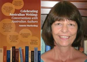 Annette & book