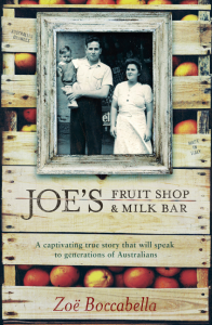joe's fruit shop