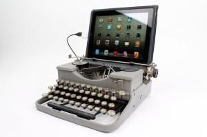 ipad-typewriter
