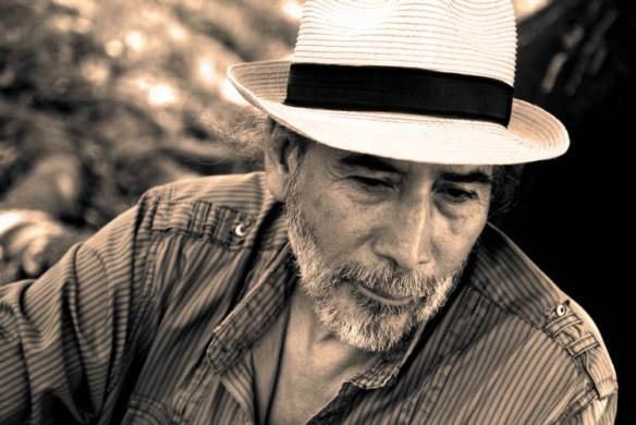 Mario Licón Cabrera. Photograph Karin Hauser
