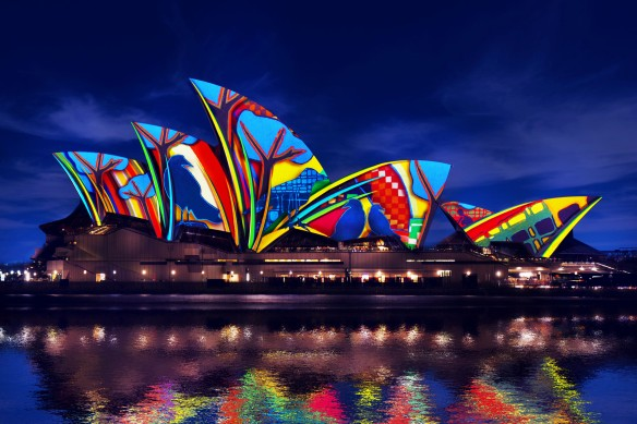 Songlines Sydney Opera House