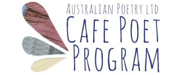 Australian Poetry Cafe Poet Program banner