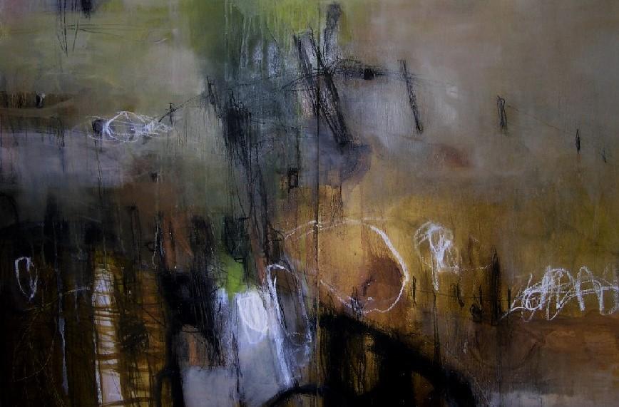Mark Manning Artist Painting