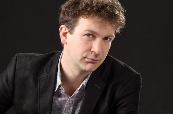 Erik Lindner. photograph by Gerald Zörner