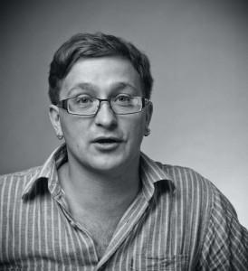 Yury Zavadsky. photo by Uri Sobi