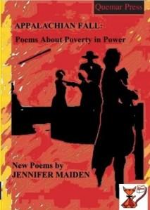 Appalachian Fall Jennifer Maiden book cover IMAGE