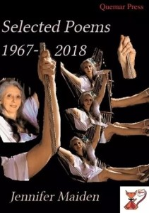 Selected Poems 1967-2018 Jennifer Maiden book cover image