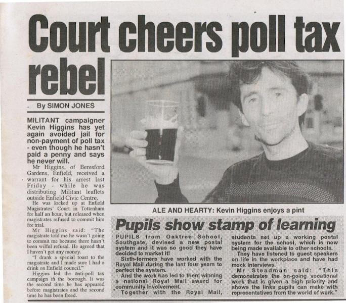 Poll Tax Dec 93